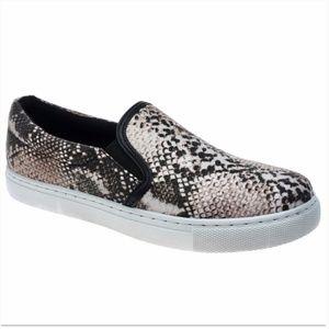 Slip-on Sneaker Snakeskin
